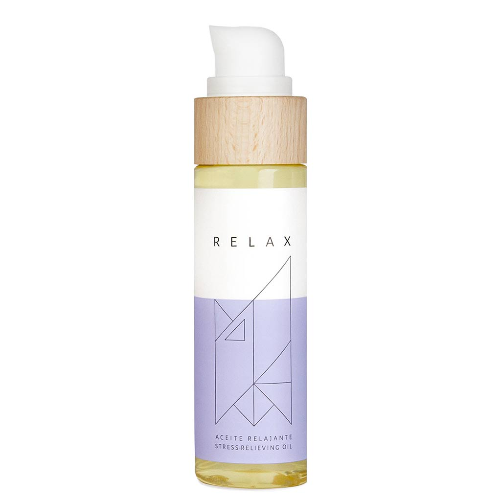 Per Purr Relax Body Oil 100 ml