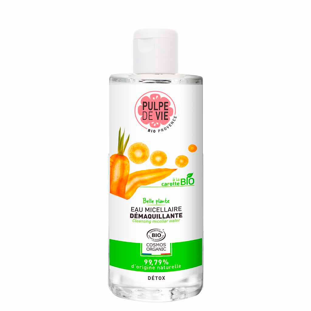 Pulpe De Vie Beautiful Plant Puhdistava Detox Misellivesi 400ml