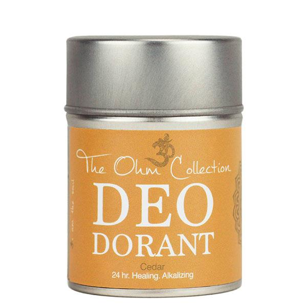 The Ohm Collection Deodorantti Cedar