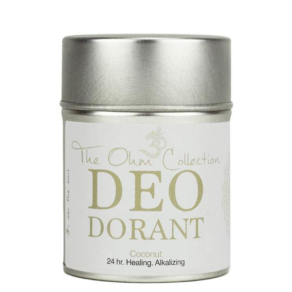 The Ohm Collection Deodorantti Coconut