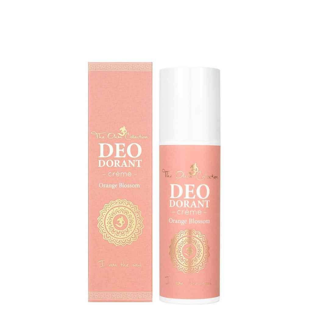 The Ohm Collection Creme Deo Orange Blossom