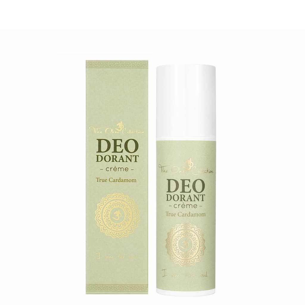 The Ohm Collection Creme Deo True Cardamom