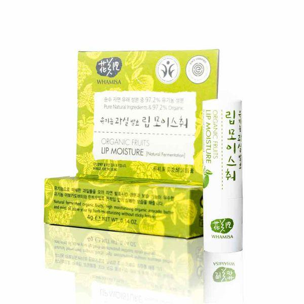 Whamisa Fruits Lip Moisture - huulivoide