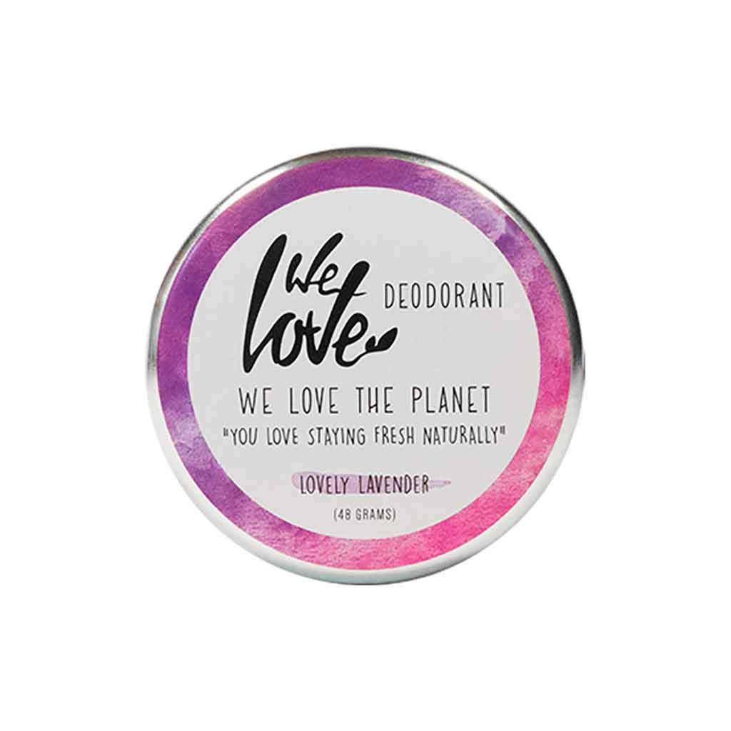 We Love The Planet Lovely Lavender deodoranttivoide