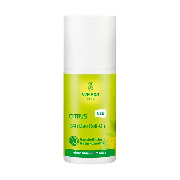 Weleda Roll-on deodorantti Citrus 24h