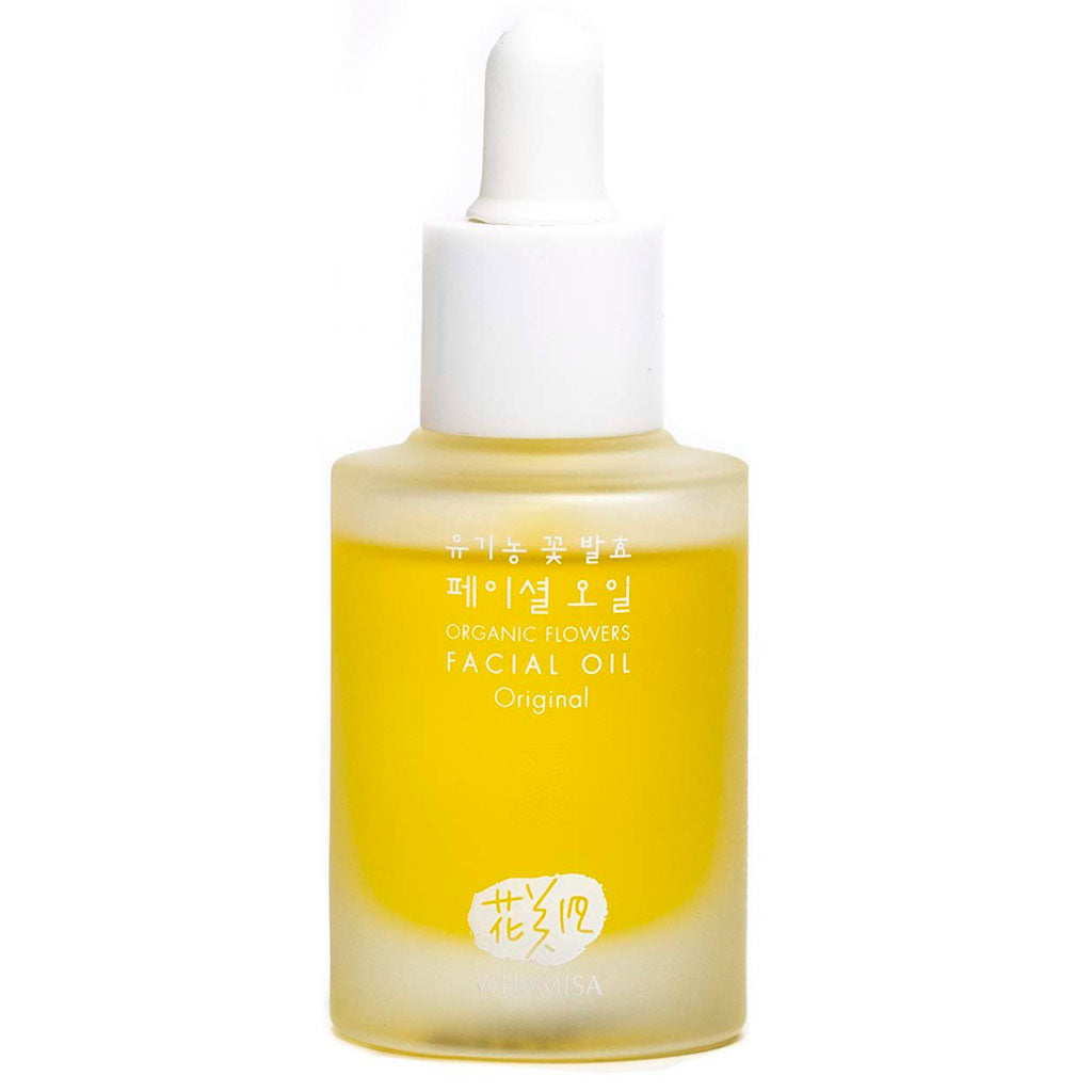 Whamisa Original Facial Oil - kasvoöljy