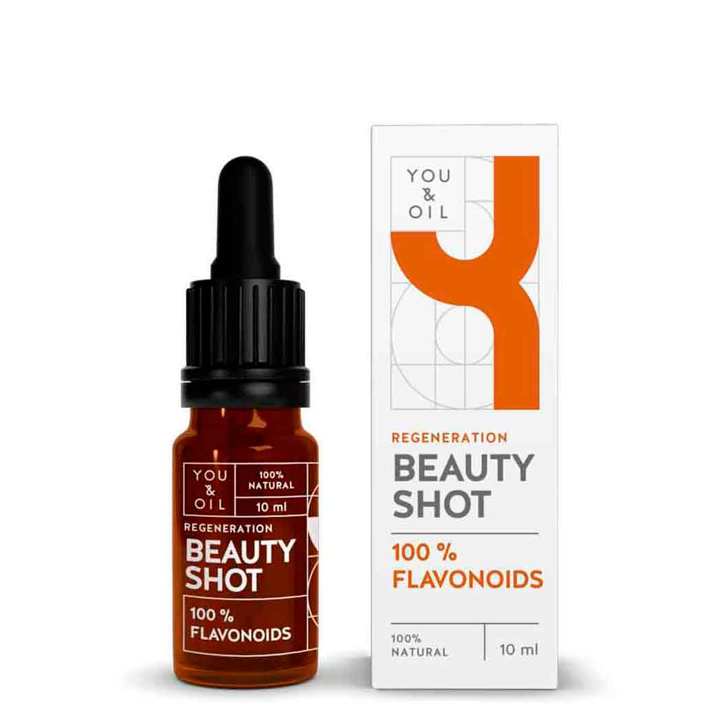 YOU & OIL Beauty Shot 100 % Flavonoidit 10 ml