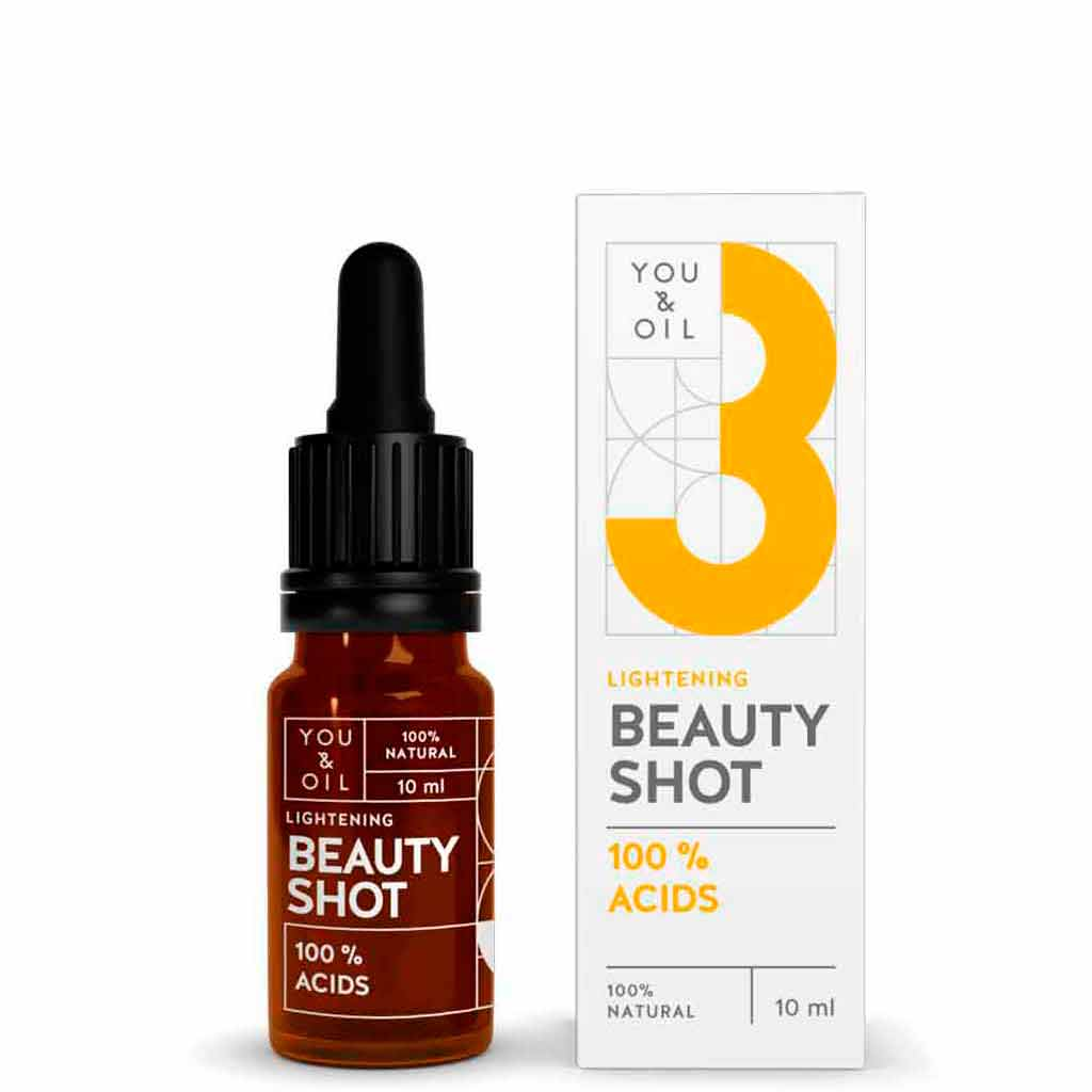 YOU & OIL Beauty Shot 100 % Hapot 10 ml
