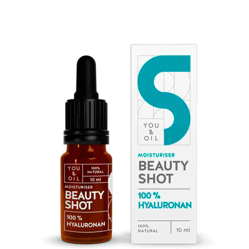 YOU & OIL Beauty Shot 100 % Hyaluronihappo 10 ml