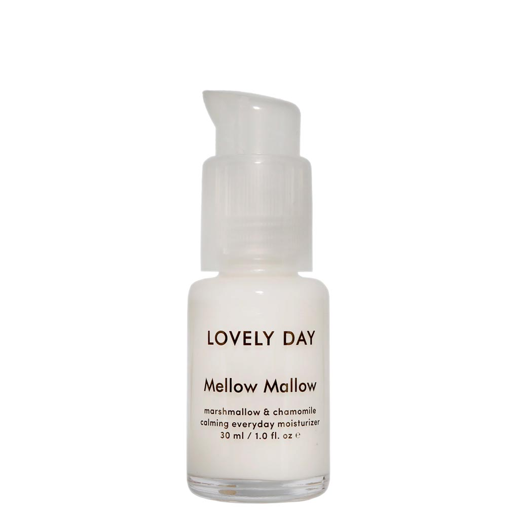 Lovely Day Mellow Mallow Calming Everyday Moisturizer - kosteusvoide 30 ml