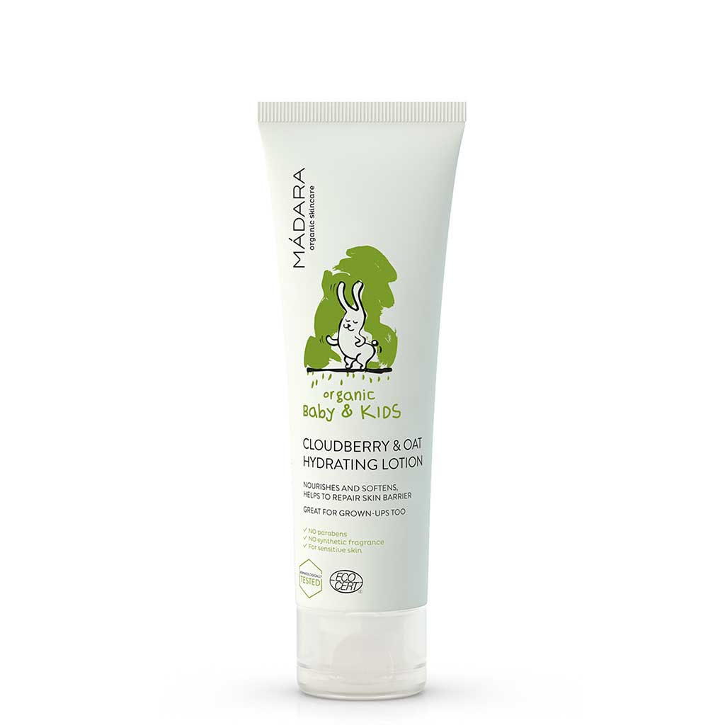 Madara Organic Baby & Kids Hydrating lotion