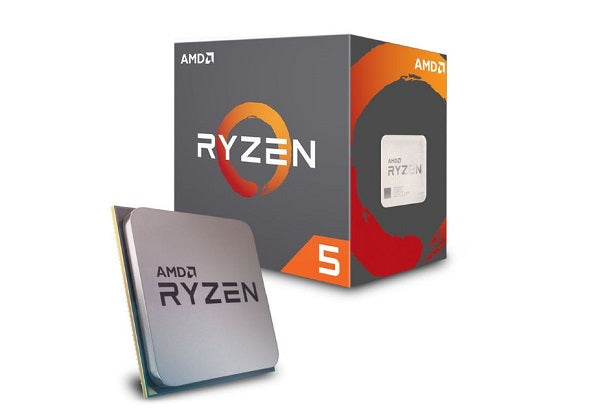 AMD Ryzen 5 3500X with Wraith Stealth Cooler (AM4)