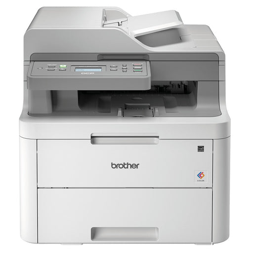 Brother DCP-L3551CDW Color LED 3-in-One Multi-Function Printer