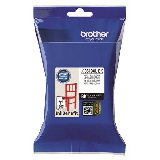 Brother LC-3619XLBK