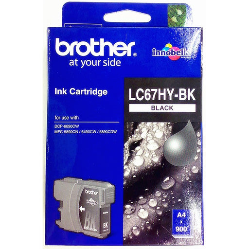 Brother LC-67HYBK