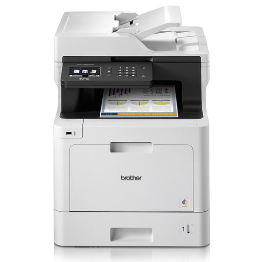 Brother MFC-L8690CDW Color Laser Multi-Function Printer