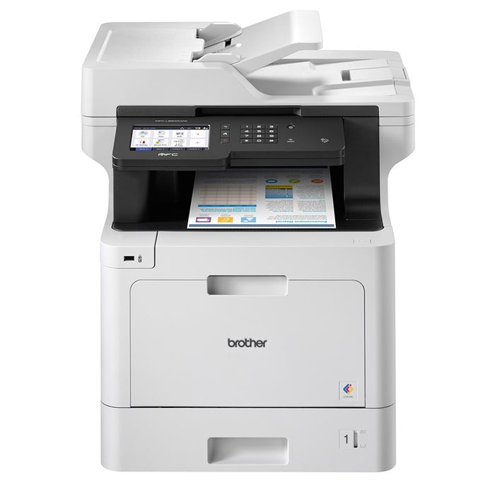 Brother MFC-L8900CDW Color Laser Multi-Function Printer
