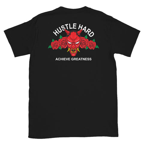 Hustle Hard Oni Tee