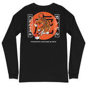 Tiger Long Sleeve (Black)