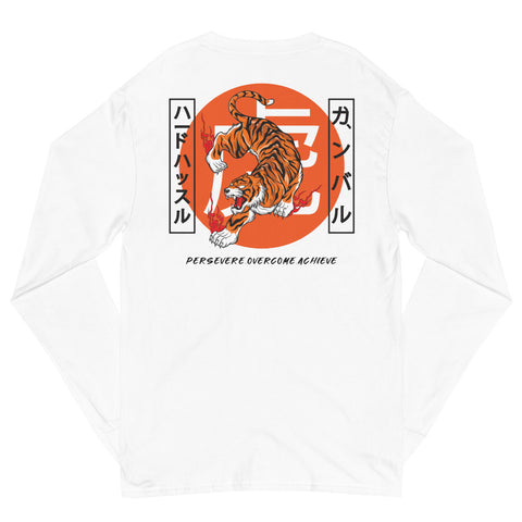 Champion Edition Tiger Long Sleeve Shirt