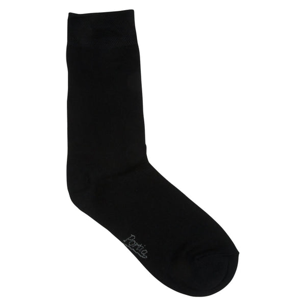 black bamboo sock