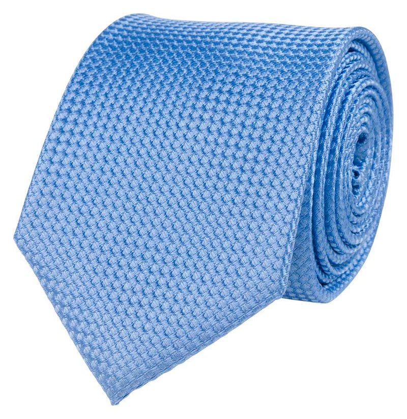 TIE I SILK I LIGHT BLUE