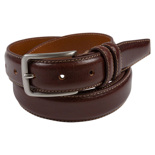 BELT I LEATHER I BROWN