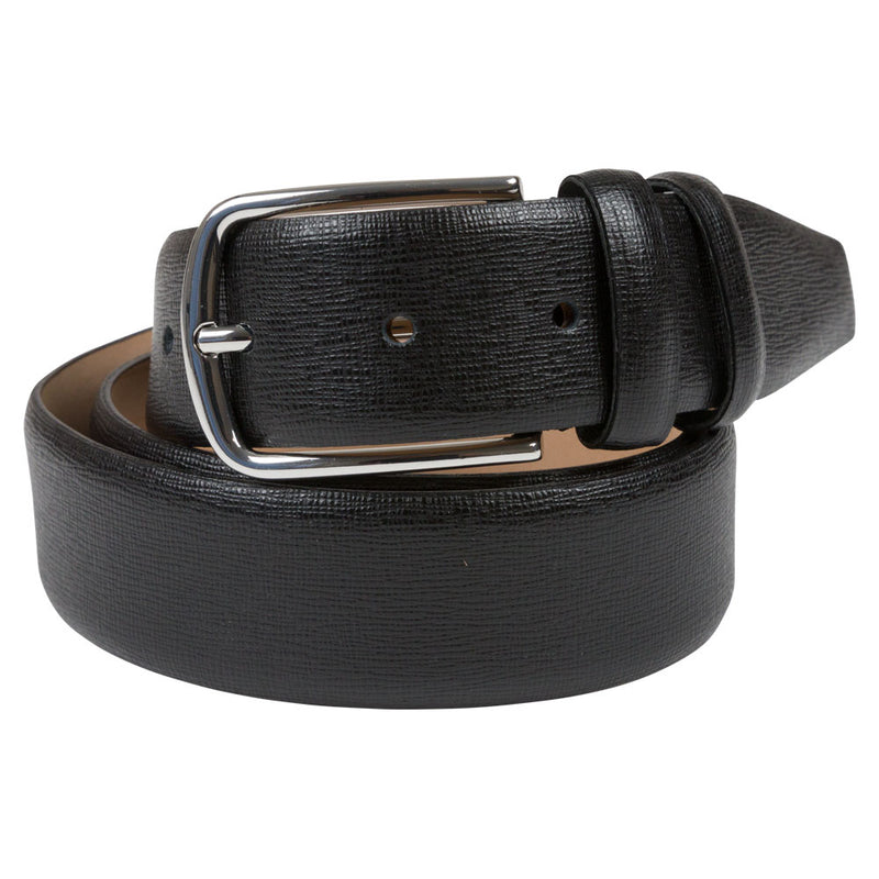 BELT I LEATHER I BLACK