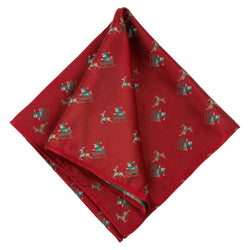 CHRISTMAS I POCKET SQUARE - Portia 1924