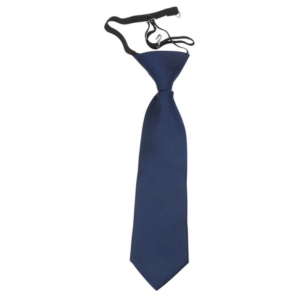 Children Tie I Polyester I Blue