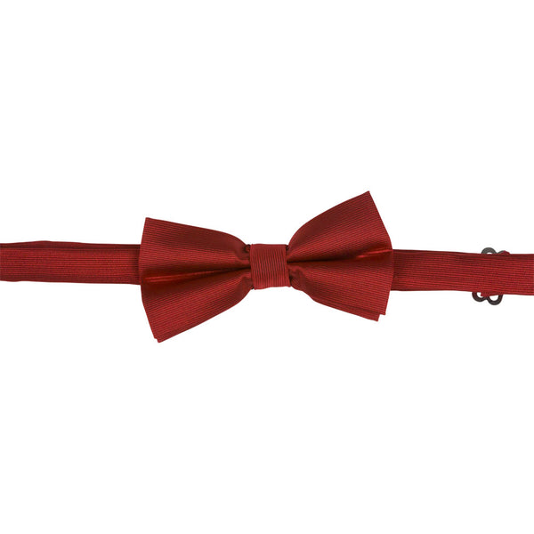 Children Bow Tie Red