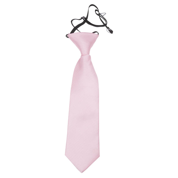 Children Light Pink Tie