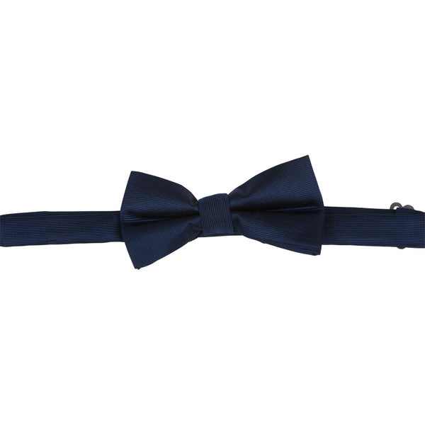 Children Bow Tie Navy Blue