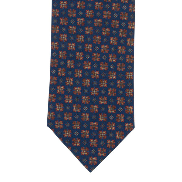 ORANGE TIE SILK TROPEA FLOWERS