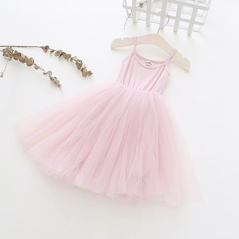 Valentina Tutu Dress - white: 1-2Y and 3-4Y only left