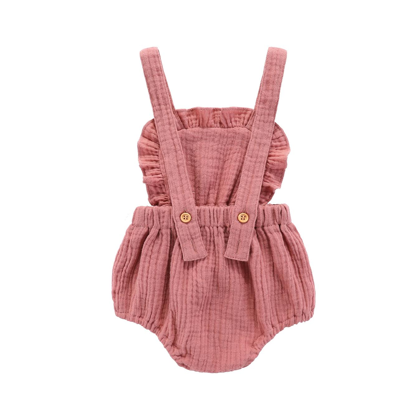 Karolina Romper: 6-12M, 1-2Y only left