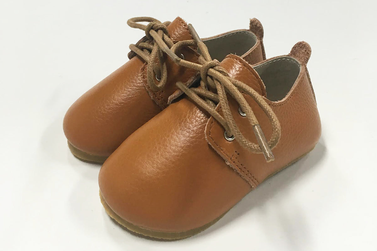 OXFORD SHOES - Handmade from 100% cow