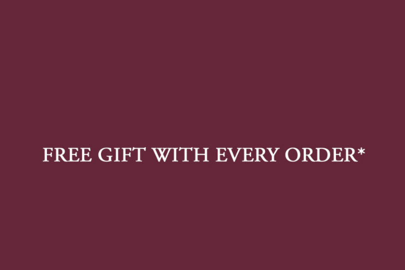 FREE GIFT WITH EVERY ORDER OVER $50! Please add to your cart if you wish to receive it.