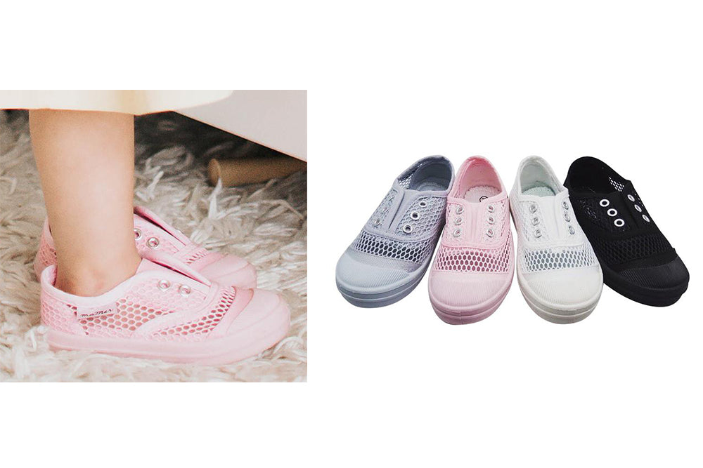 LUCKY DIP! Canvas Mesh Shoes: boys or girls