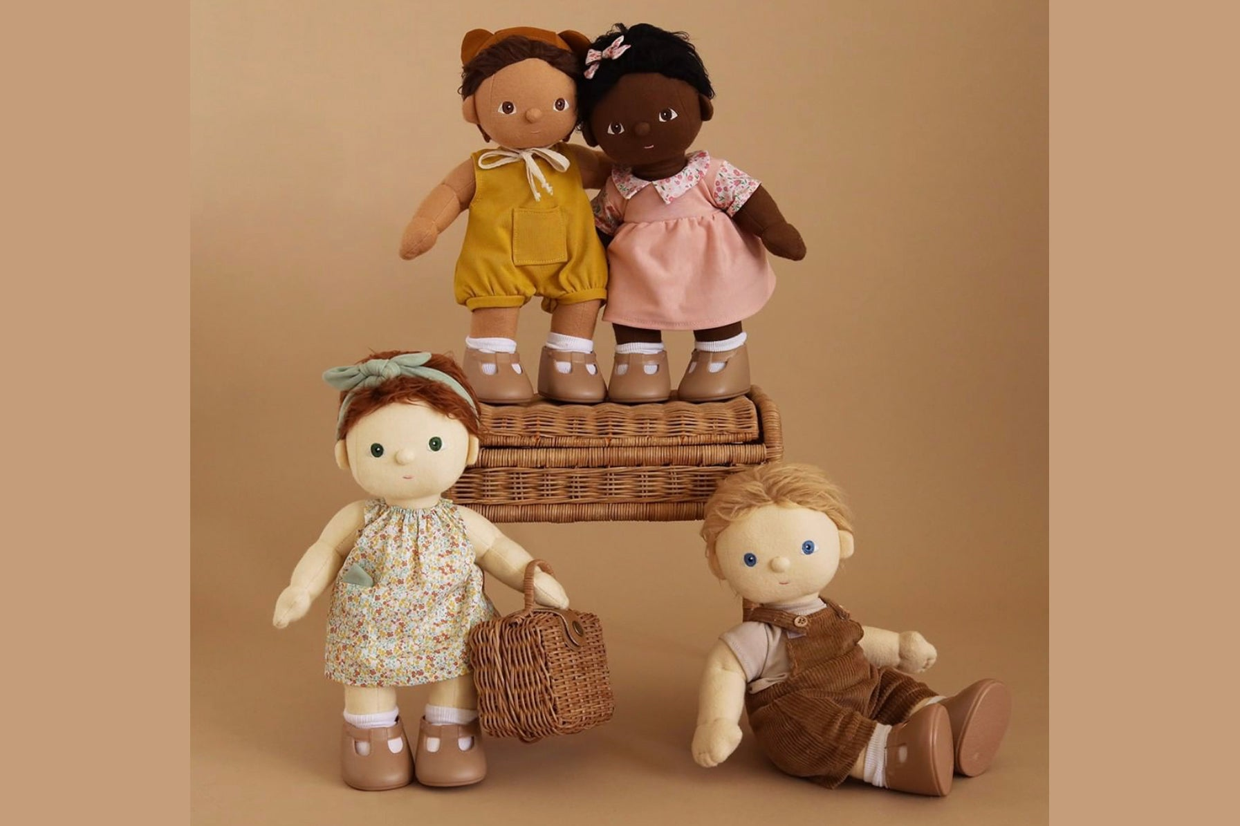 NEW! DINKUM DOLL CLOTHING SETS