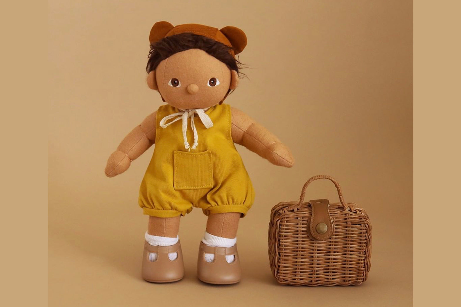NEW! DINKUM DOLL TOATY TRUNK