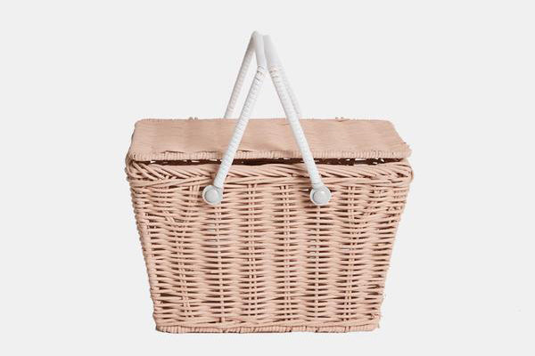Piki Basket - Rose or white