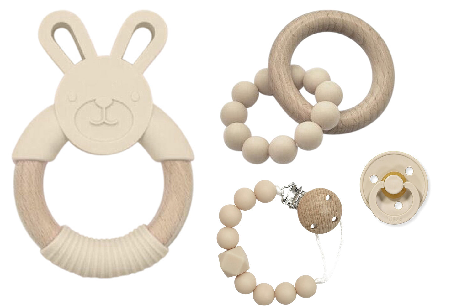 4pcs Kobby set - beige