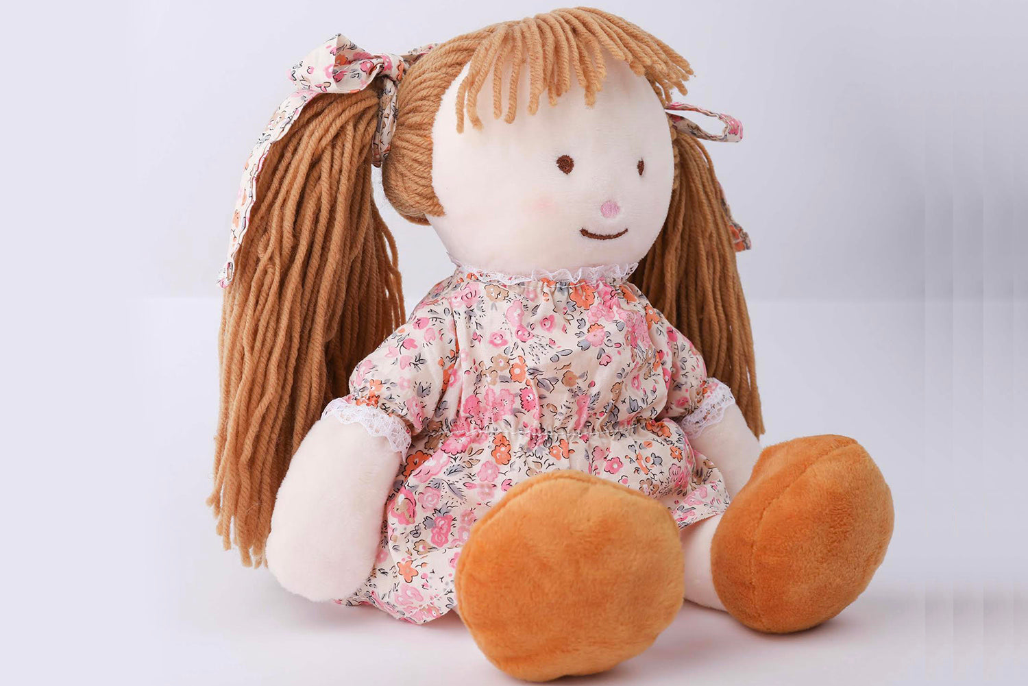 EASTER SPECIAL! Hanna Soft Doll - hand crafted with lots of love and care.