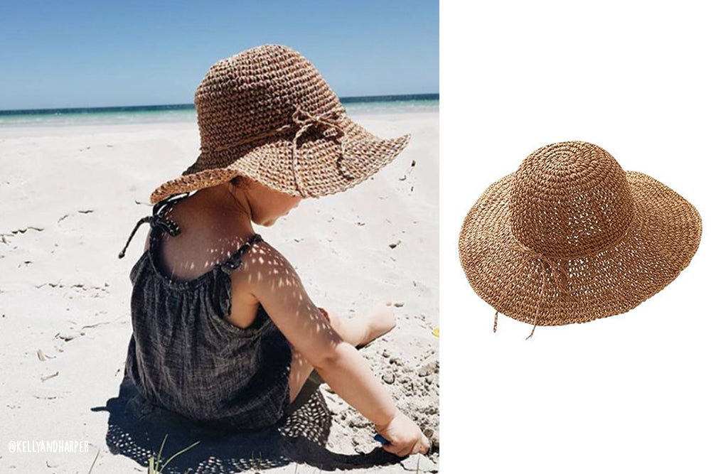Gaia Summer Hat - size S or M
