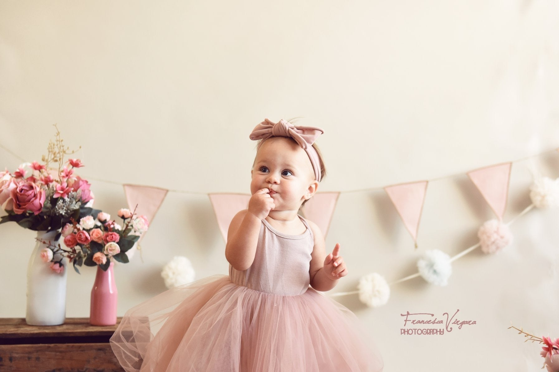 Valentina Tutu Dress - rose pink: 6-12M, 1-2Y, 2-3Y, 3-4Y, 5-6Y, 7-8Y, 9-10Y