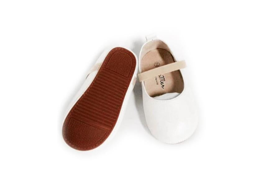 Capri Ballet Shoes - handmade from soft leather
