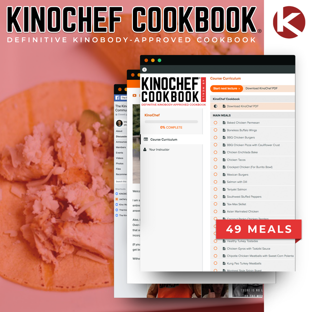 KinoChef Cookbook