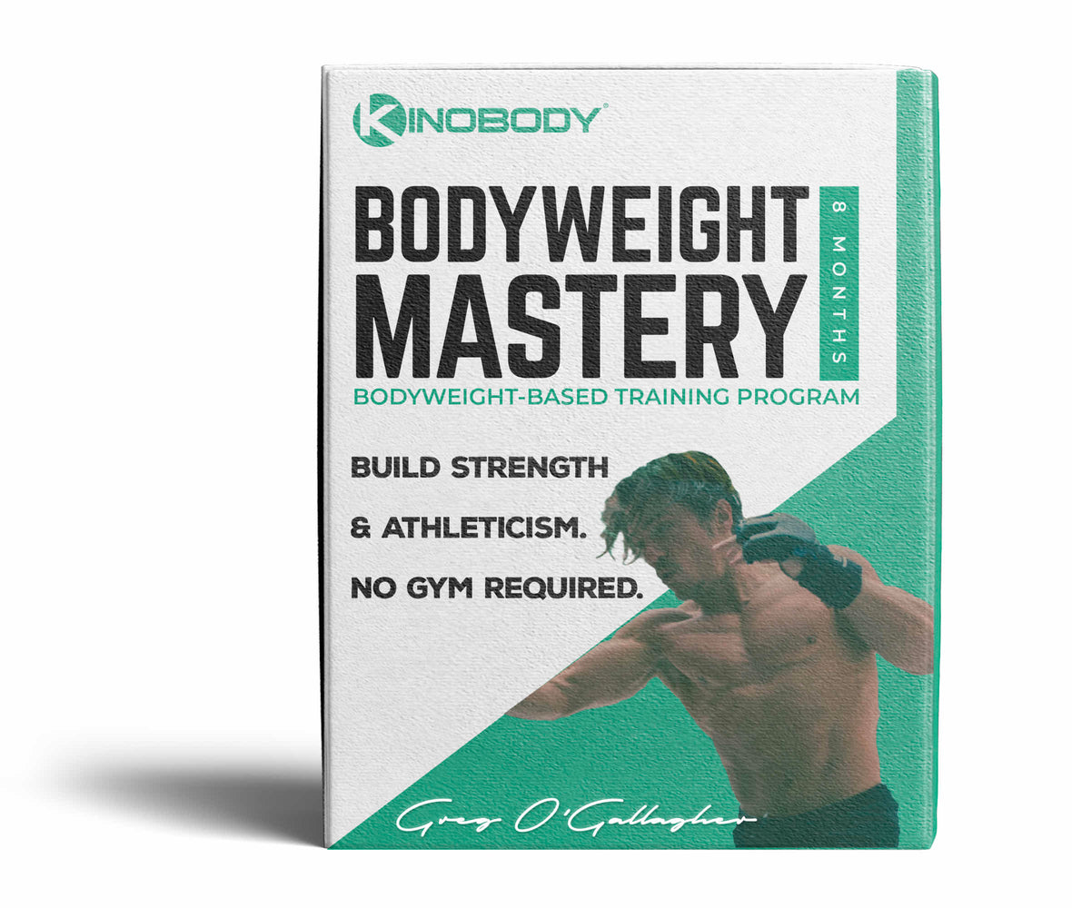 Bodyweight Mastery Program