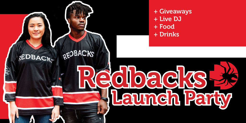 Redbacks Launch Party